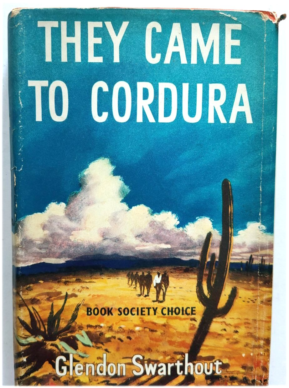 Image for They Came to Cordura