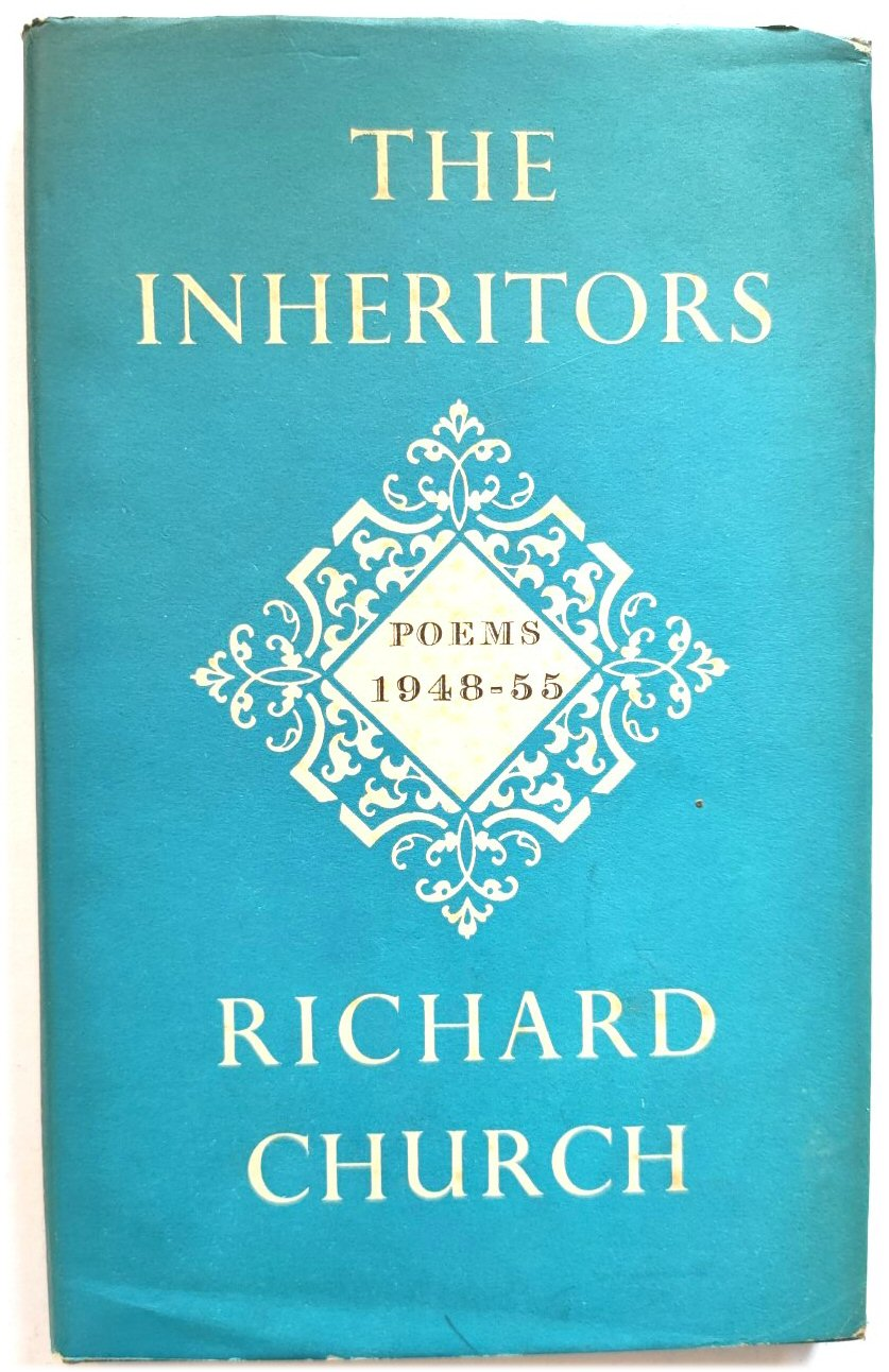 Image for The Inheritors: Poems 1948-1955