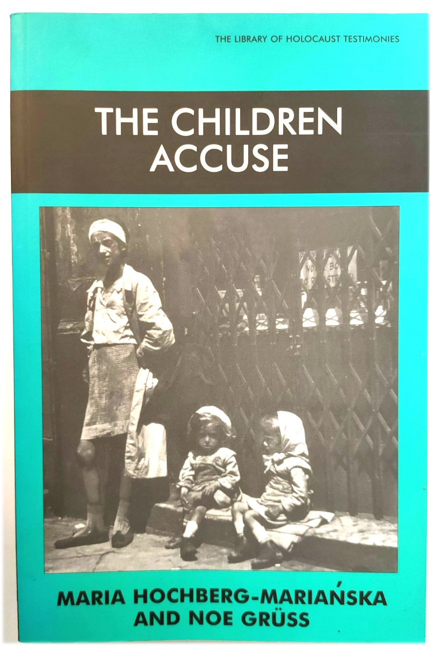 Image for The Children Accuse
