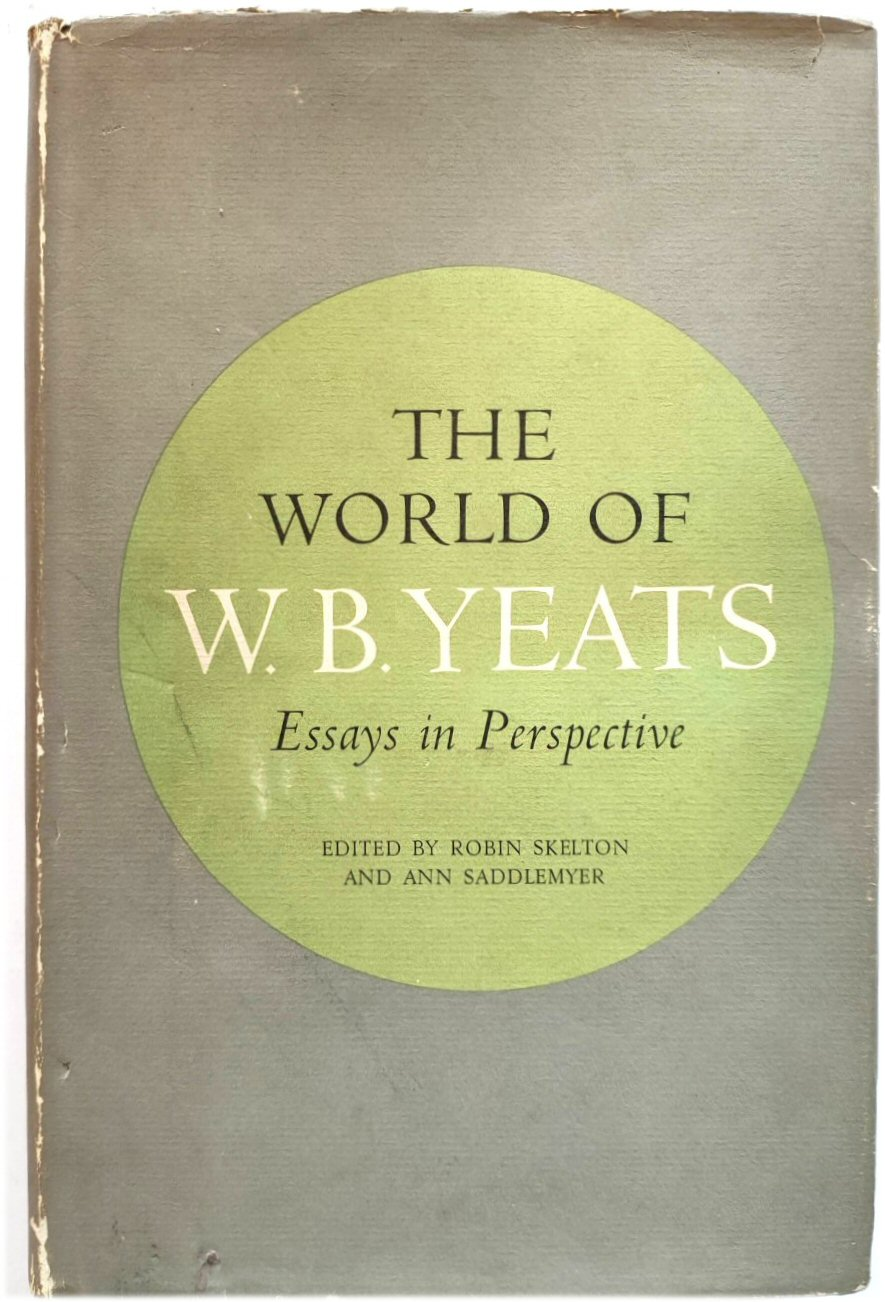 Image for The World of W. B. Yeats: Essays in Perspective