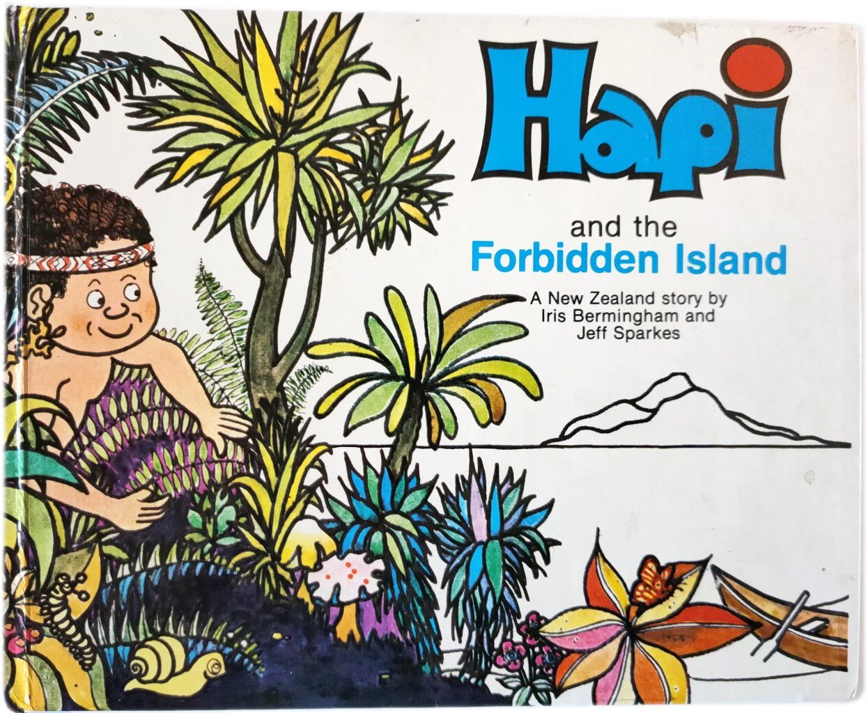 Image for Hapi and the Forbidden Island