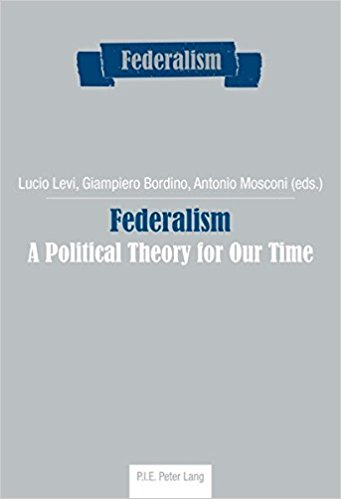Image for Federalism: A Political Theory for Our Time