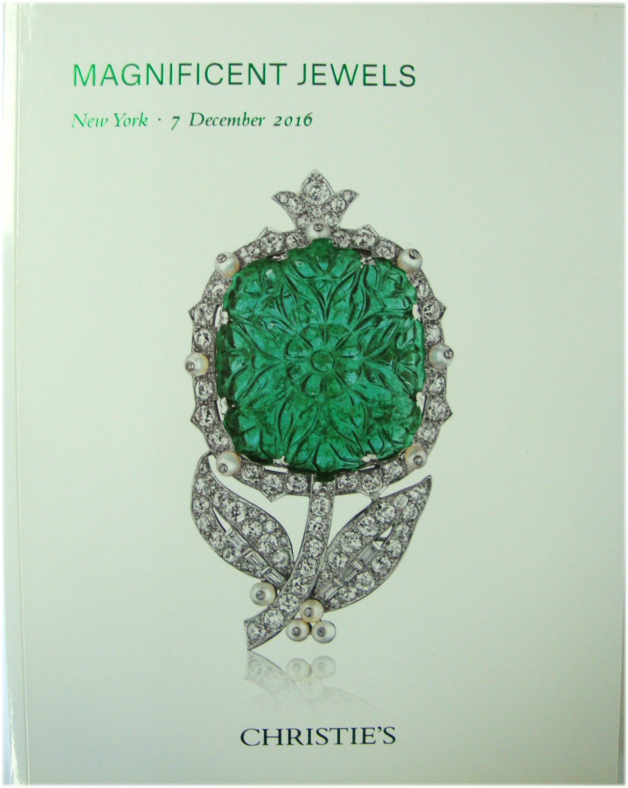 Image for Christie's Sale 12183: Magnificent Jewels, 7 December 2016