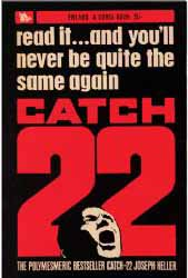 Image for 'Catch 22' Book Cover Poster 59x84cm