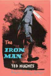 Image for 'The Iron Man' book cover poster