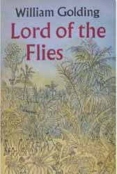 Image for 'Lord of the Flies' Book Cover Poster 59x84cm
