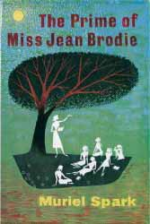 Image for 'The Prime of Miss Jean Brodie' Book Cover Poster