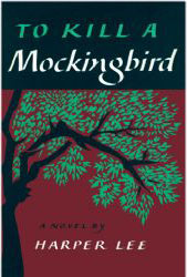 Image for 'To Kill A Mockingbird' book cover poster
