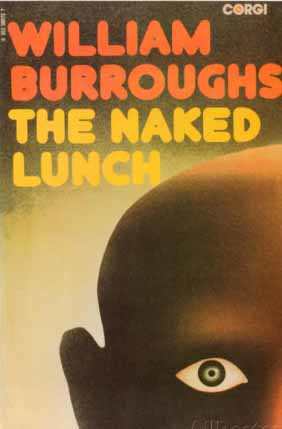 Image for 'The Naked Lunch' Book Cover Poster 59x84