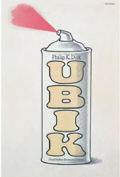 Image for 'UBIK' book cover poster